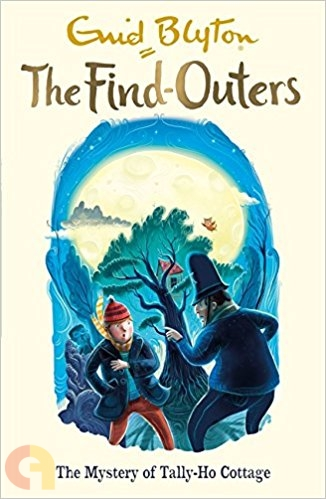 Mystery Series Book 12 - The Mystery of Tally-Ho Cottage(The Find Outers)