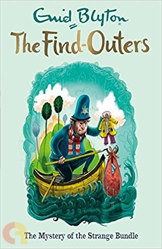 Mystery Series Book 10: The Mystery of the Strange Bundle(The Find Outers)