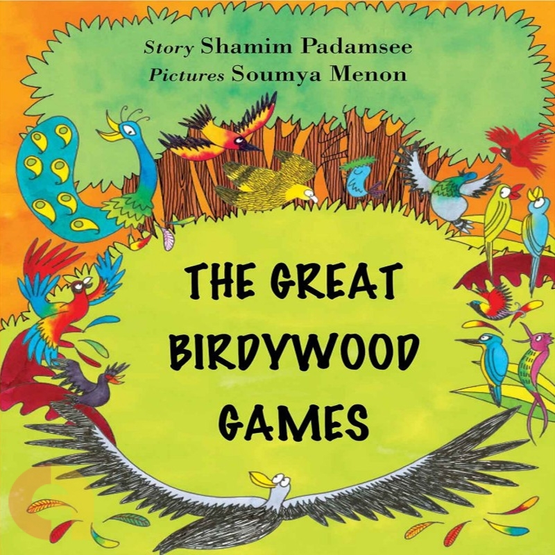 The Great Birdywood Games