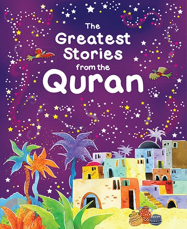 The Greatest Stories from the Quran - PaperBack