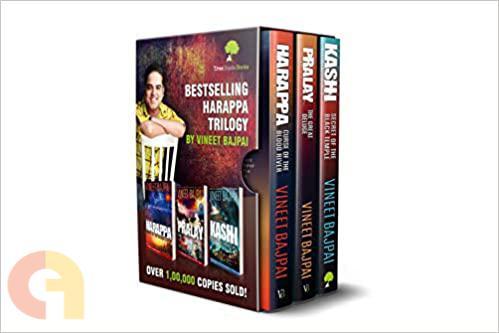 The Harappa Trilogy Box Set