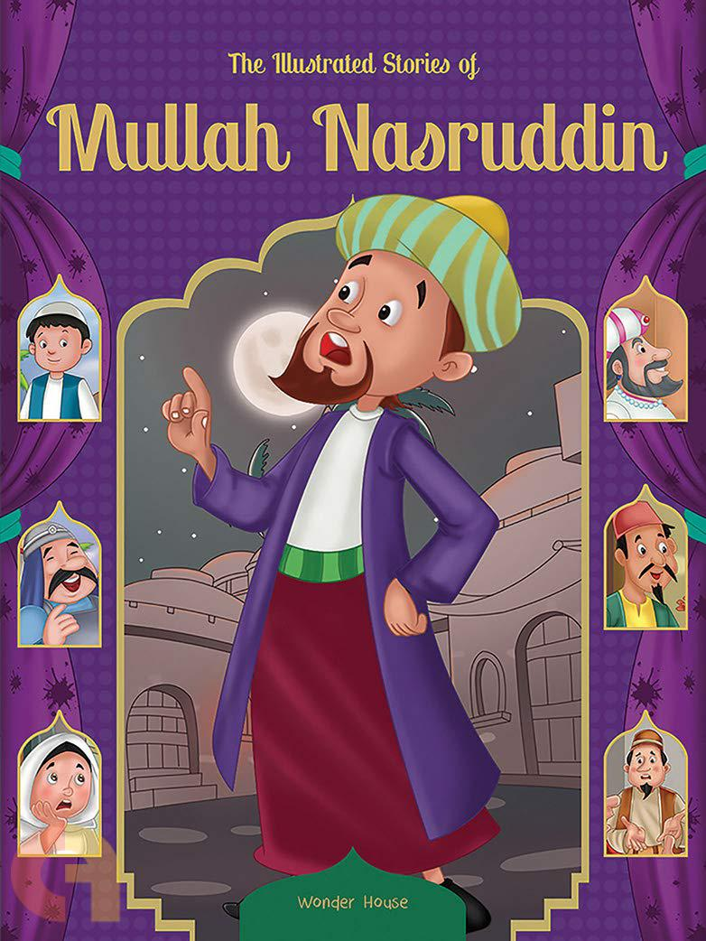 The Illustrated Stories Of Mullah Nasruddin