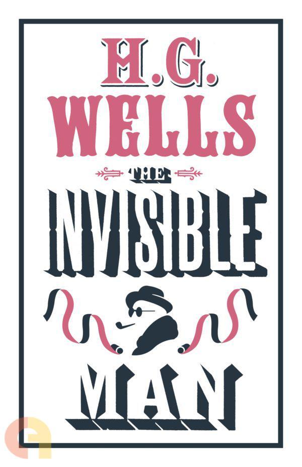 The Invisible Man (Alma Books)
