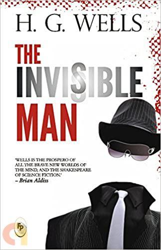 The Invisible Man - Fingerprint