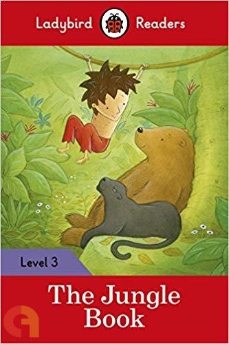 The Jungle Book: Ladybird Readers - Level 3