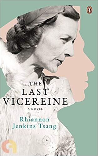 The last vicereine : A novel