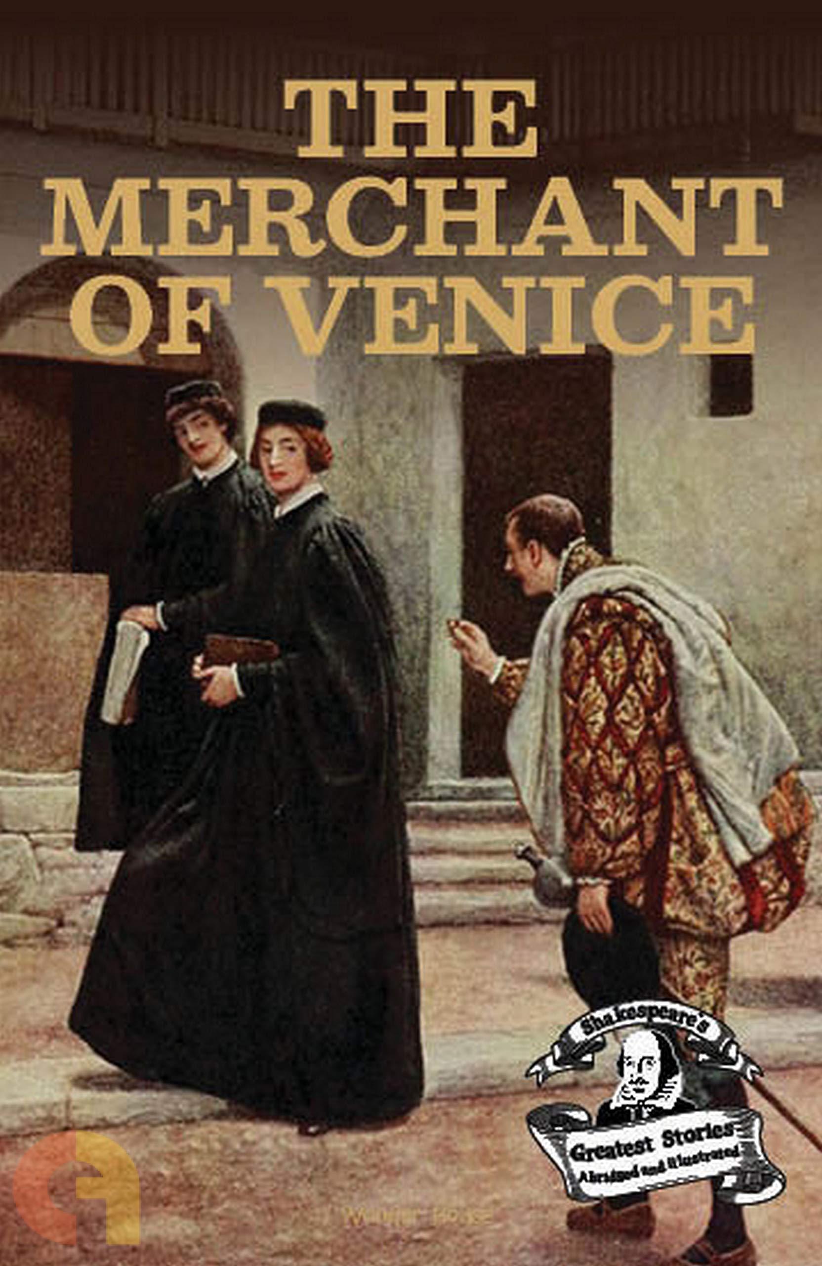 The Merchant of Venice: Shakespeare's Greatest Stories