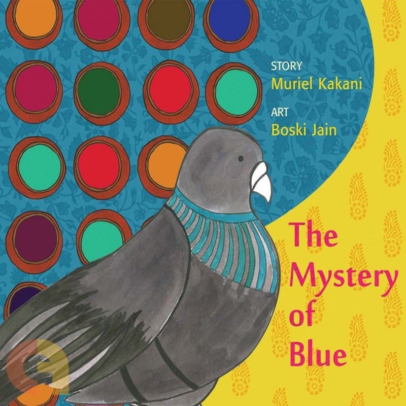 The Mystery Of Blue