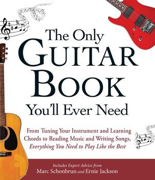 The Only Guitar Book Youll Ever Need
