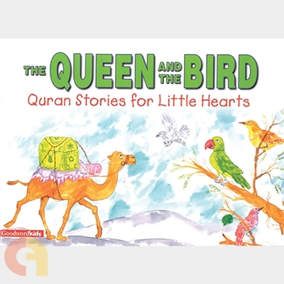 The Queen and the Bird - PaperBack