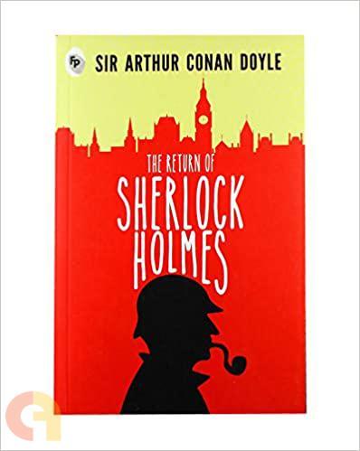 The Return of Sherlock Holmes (Fiction)- Fingerprint