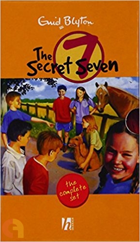 The Secret Seven: Is Exciting Adventures