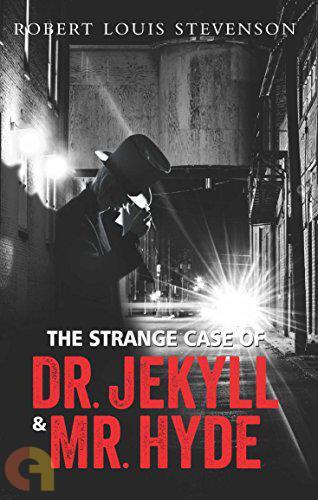 The Strange Case of Dr. Jekyll & Mr. Hyde- Fingerprint