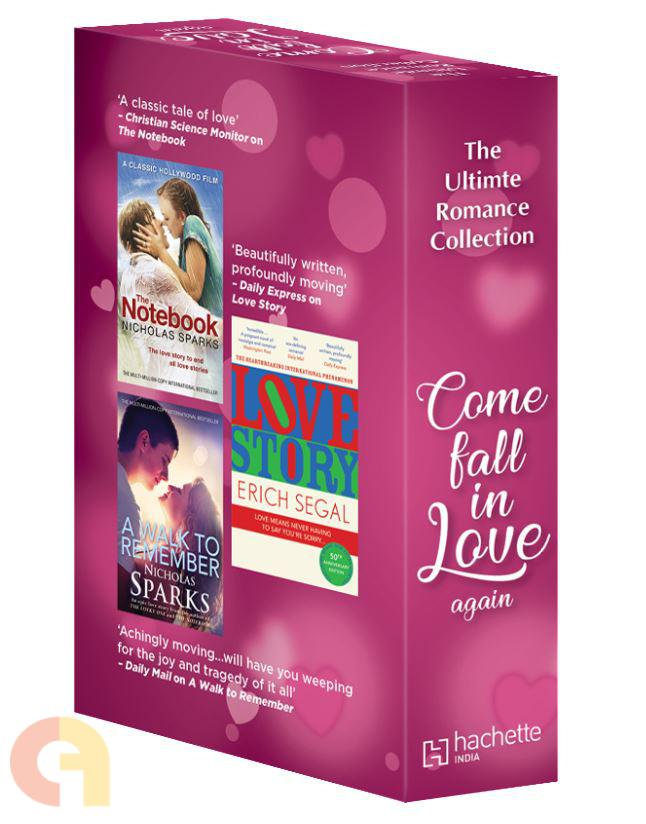 The Ultimate Romance Collection!