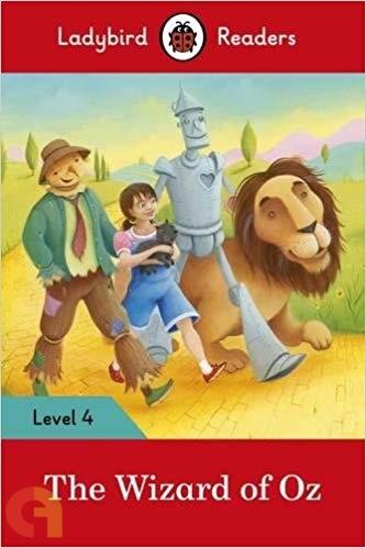 The Wizard of Oz: Ladybird Readers - Level 4