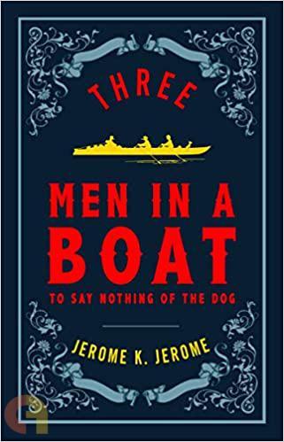 Three Men in a Boat (Alma Books)