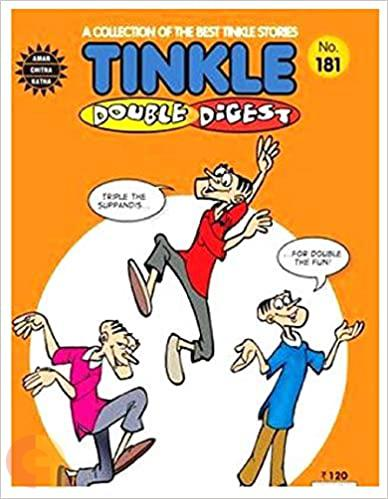 Tinkle Double Digest No. 181