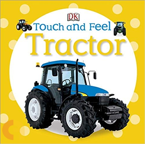 Touch & Feel : Tractor