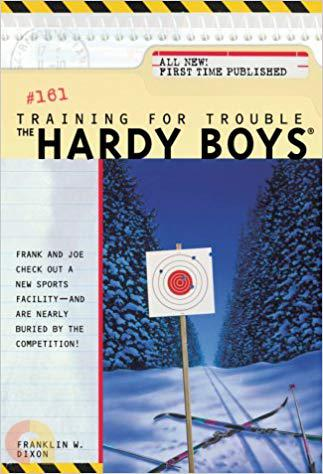 Training for Trouble (The Hardy Boys #161)