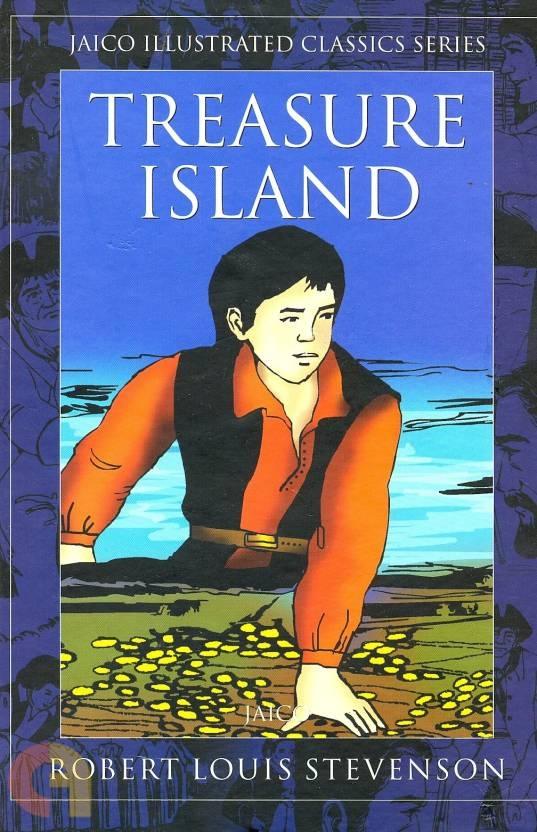 Treasure Island  (jaico publication house)