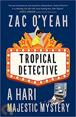 Tropical Detective: A Hari Majestic Mystery