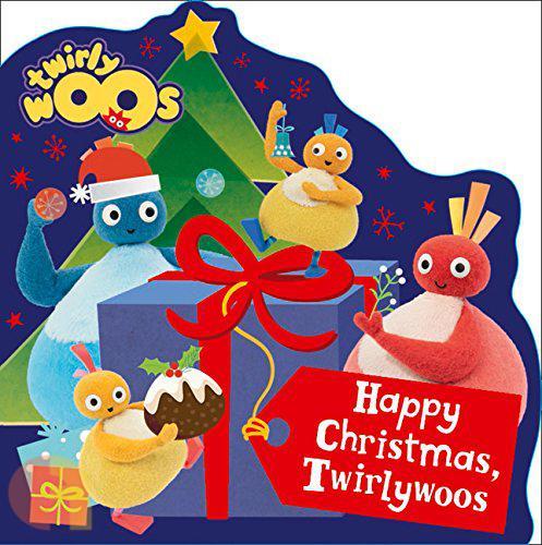 Happy Christmas, Twirlywoos!