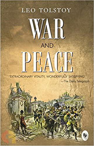 War And Peace- Fingerprint