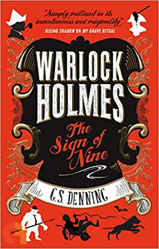 Warlock  Holmes - The  Sign Of  Nine
