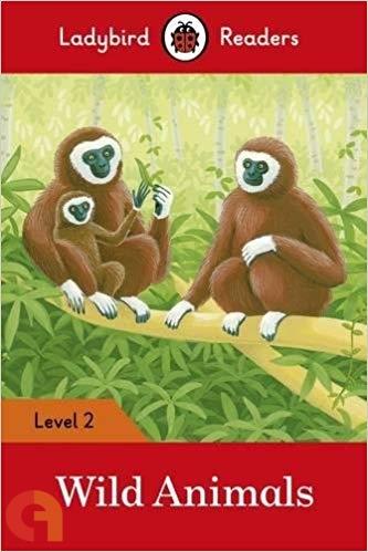 Wild Animals: Ladybird Readers - Level 2