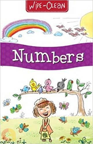 wipe - clean: Numbers (B Jain Publishers)