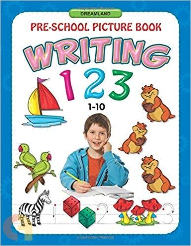 Writing 123 (1-10)