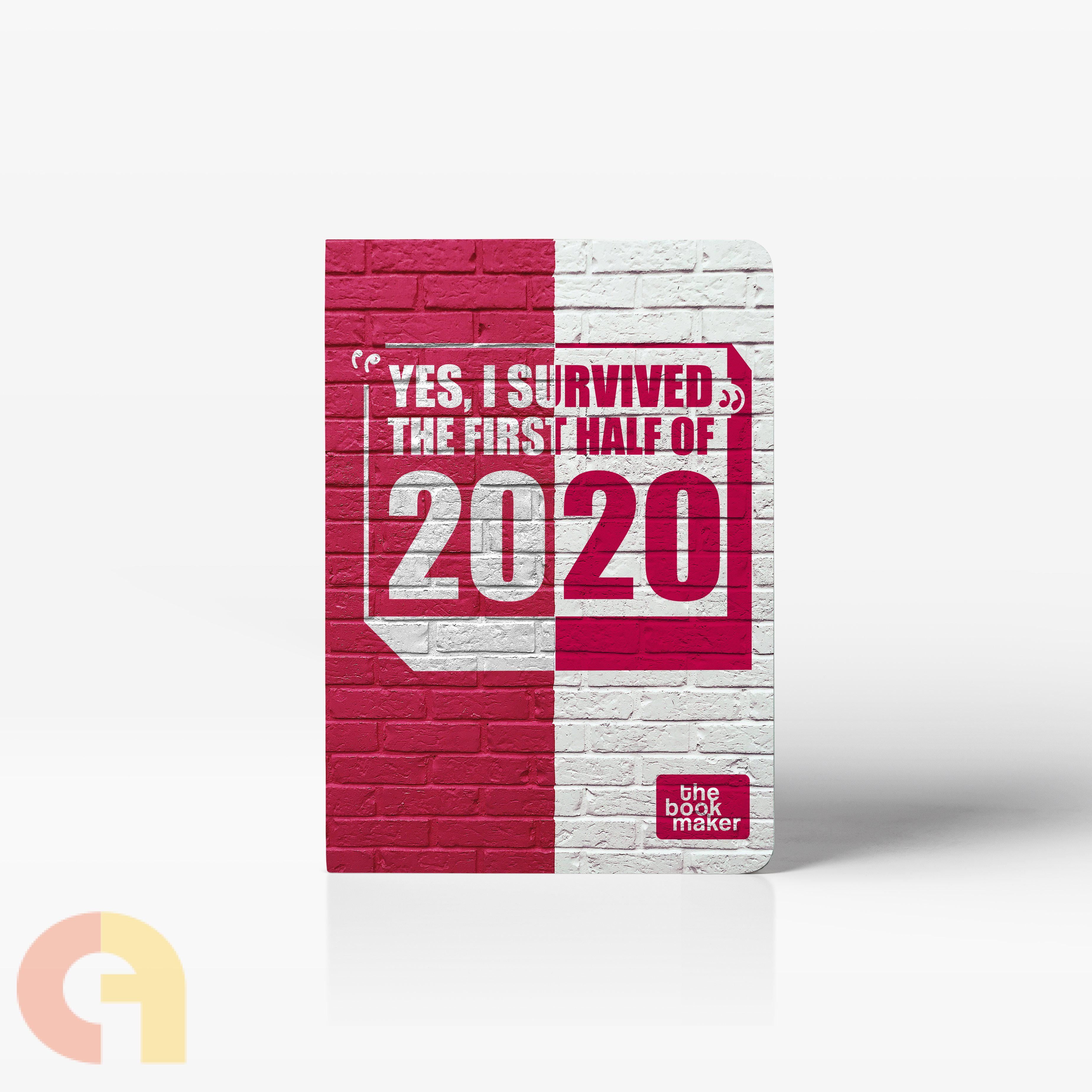 Yes, I Survived the First Half of 2020: Brick (Planner)