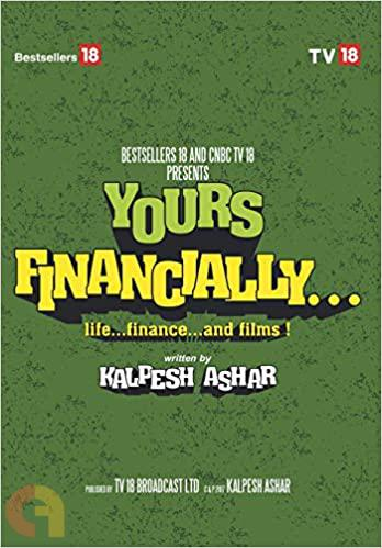 YOURS FINANCIALLY... : Life ... Finance... and Films !