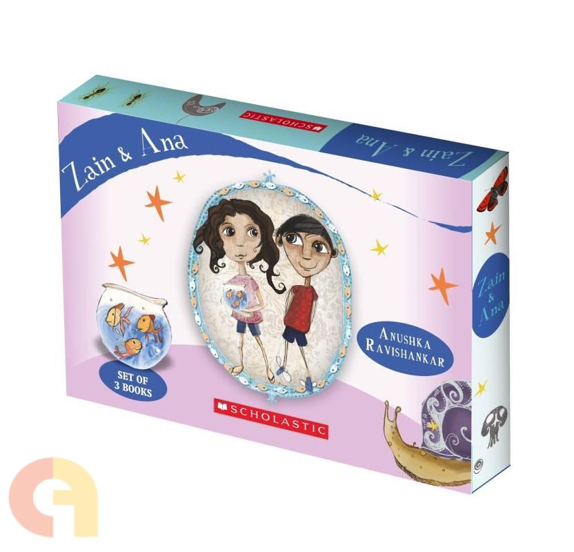 Zain And Ana Boxed Set (3 Books)