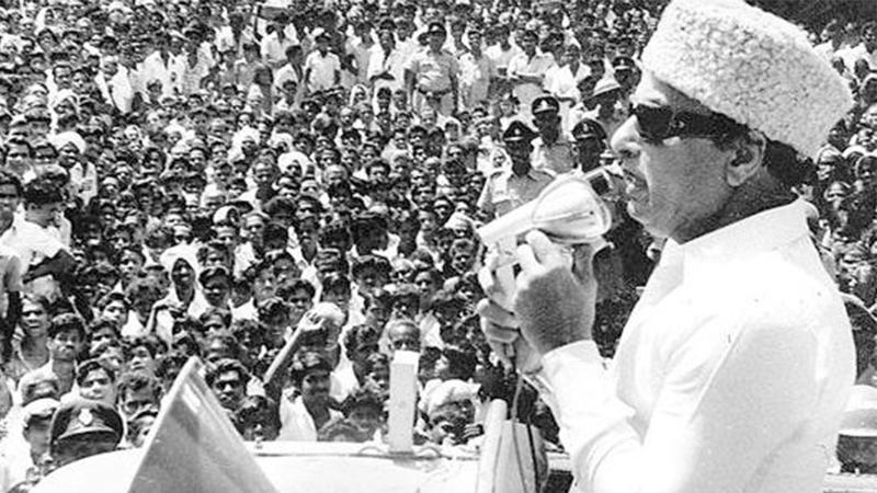 எம்.ஜி.ஆர்: வரலாற்றின் மீது ஒட்டப்பட்ட ஸ்டிக்கர்!