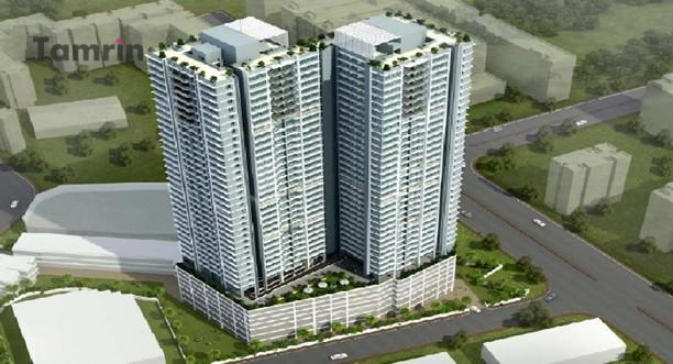 Saanvi Heights Elevation 2 - Towers