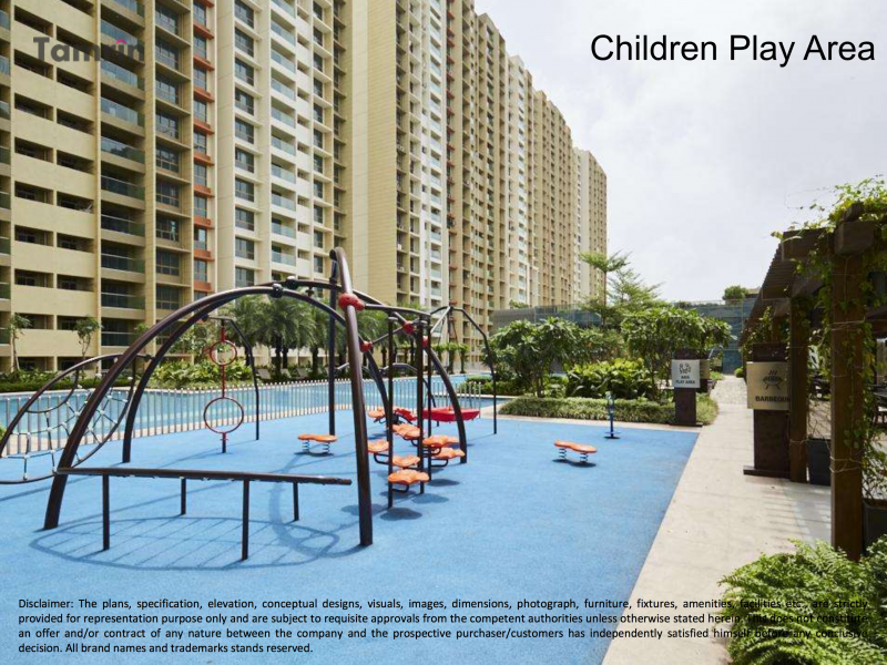Vasant Oasis - Children's Play Area