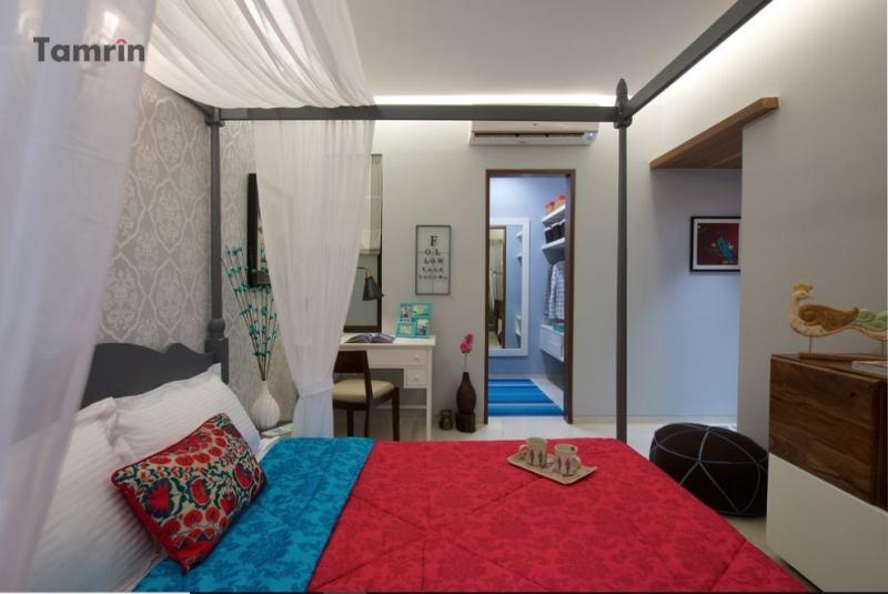 Lodha Eternis - Bedroom