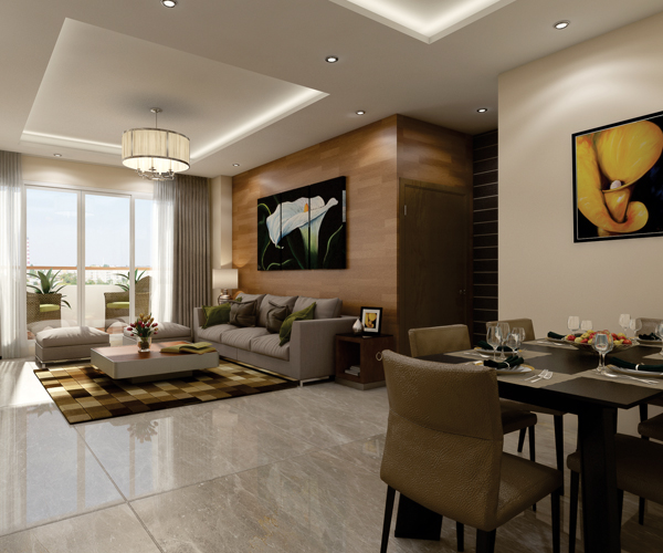 Mehta Lilium - Living Space