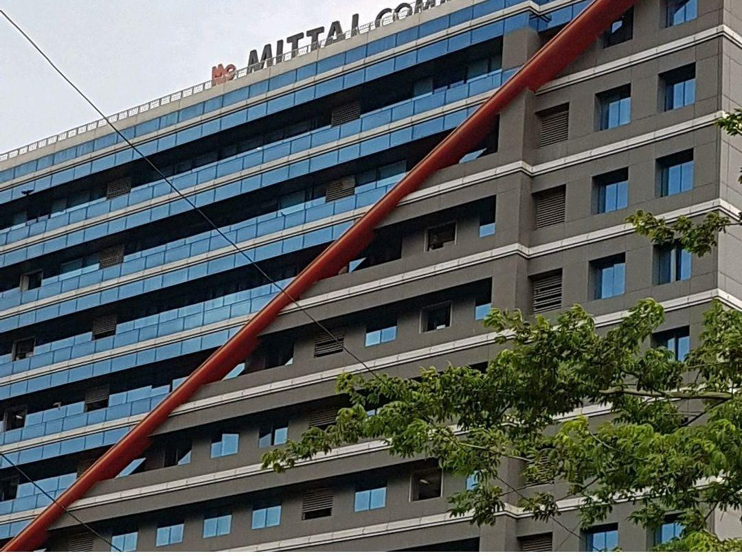 Mittal Commercia - Building