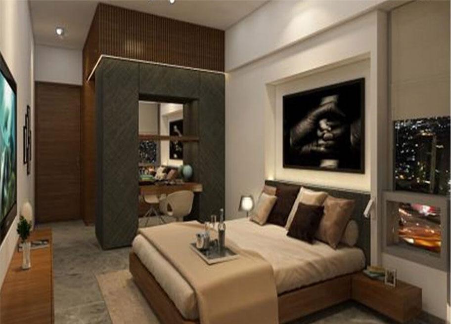 Vicinia-bedroom