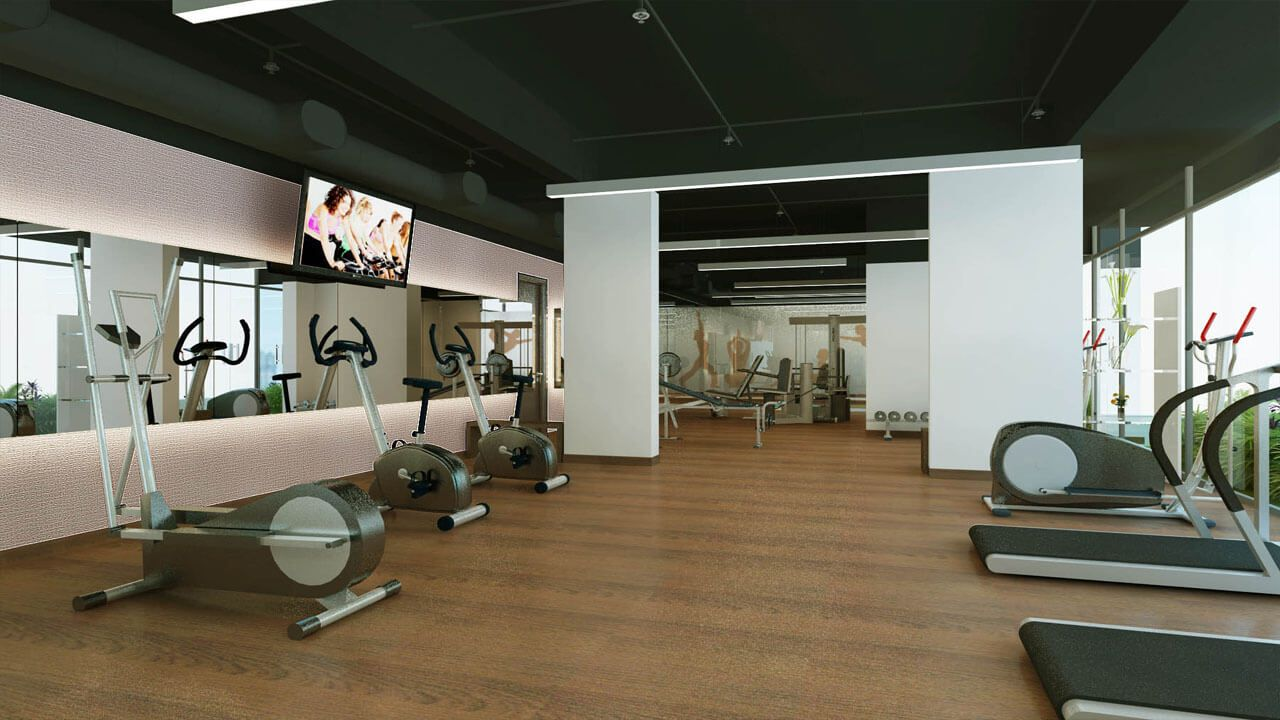 LnT Emerald Isle-Gym area