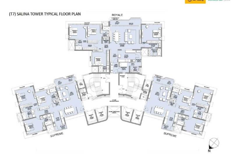 Chandivali, 20, Orchard Ave, New Mhada Colony, Savarkar Nagar, MHADA Colony 19, Powai, Mumbai, Maharashtra 400076