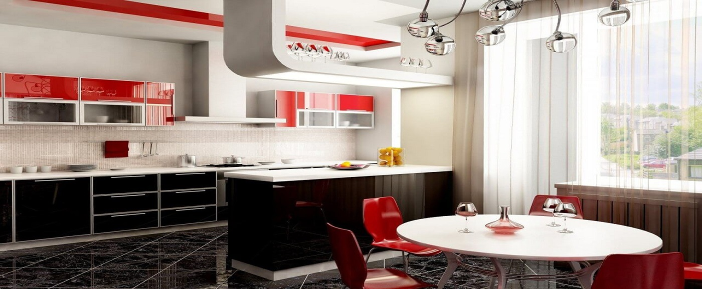 Raj Residency-Kitchen