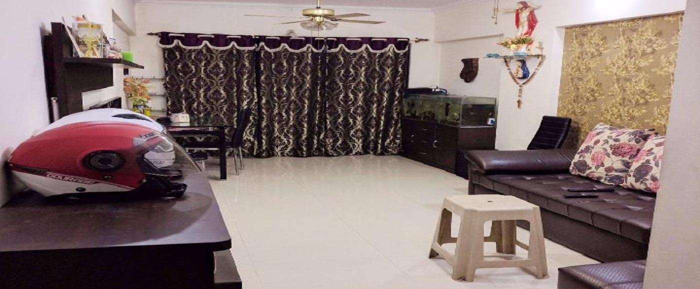 The Baya Goldspot-Livingroom
