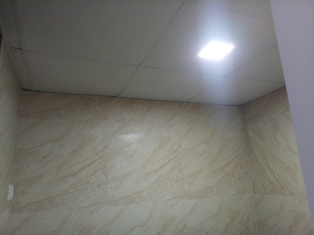 Lodha Supremus - Interior Office Space