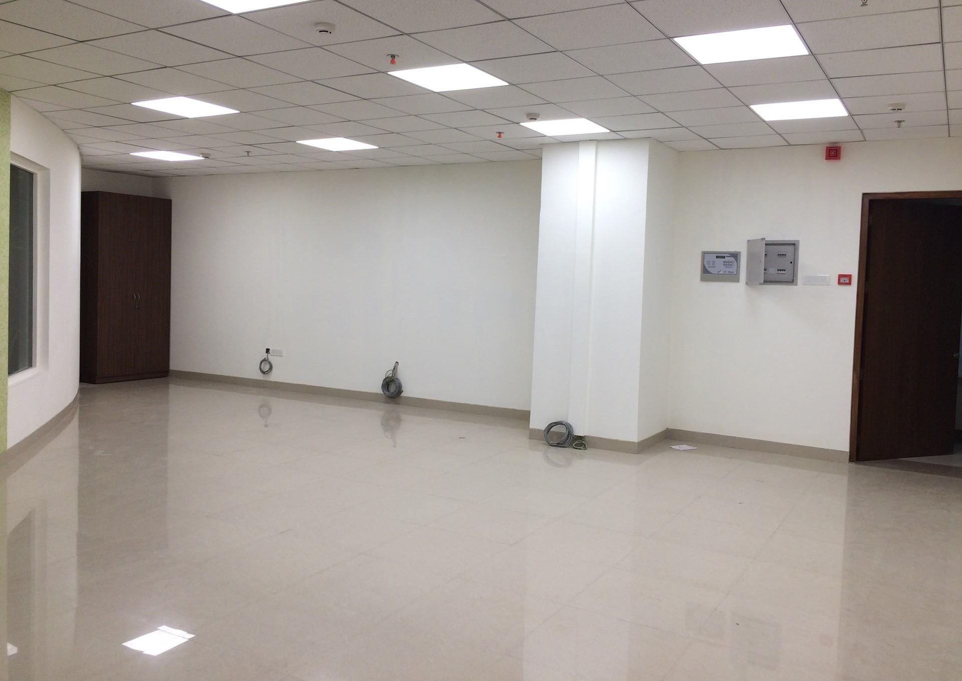Hubtown Solaris Office Space Interior