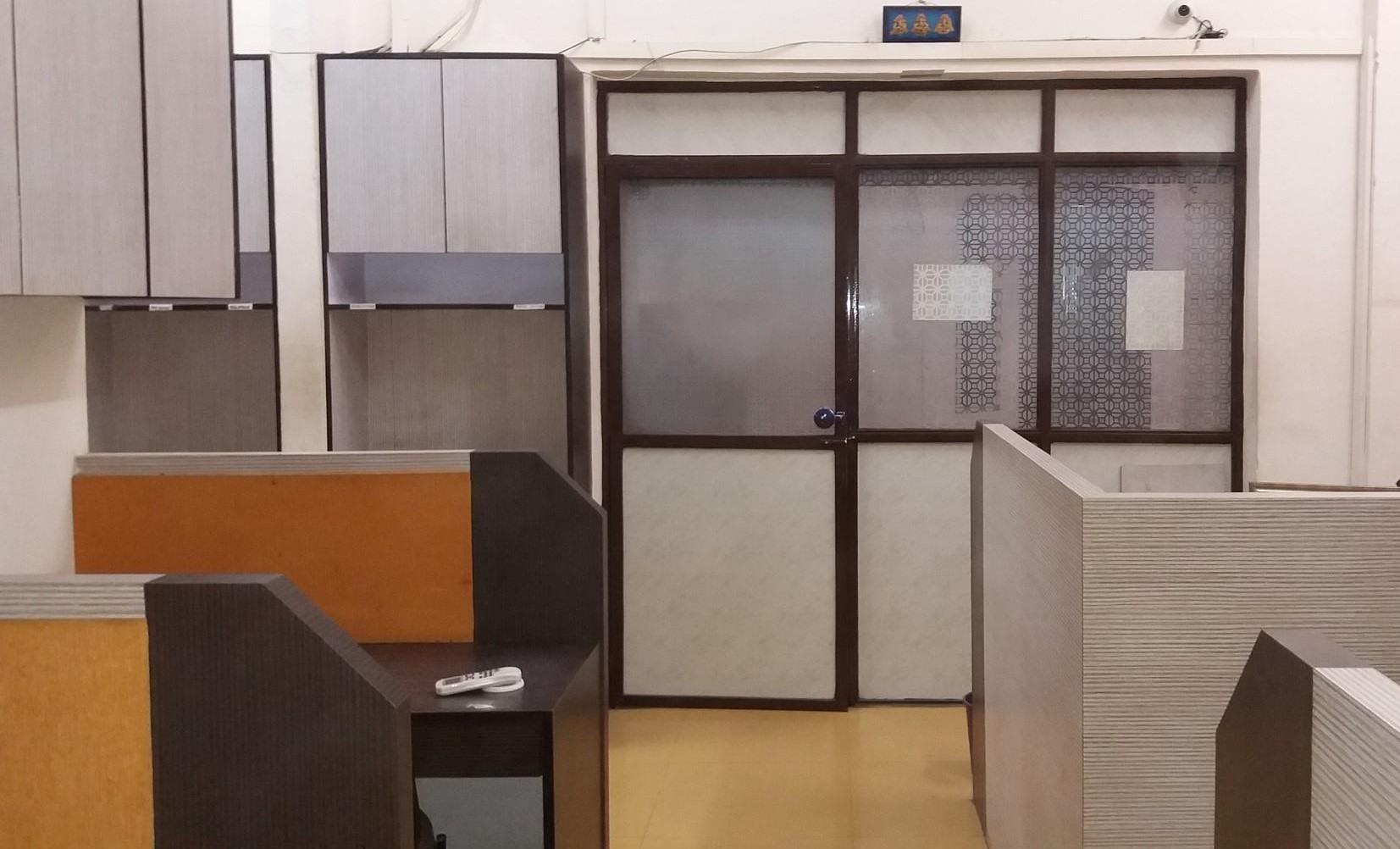 Akurli Industrial Estate Office Space Interior