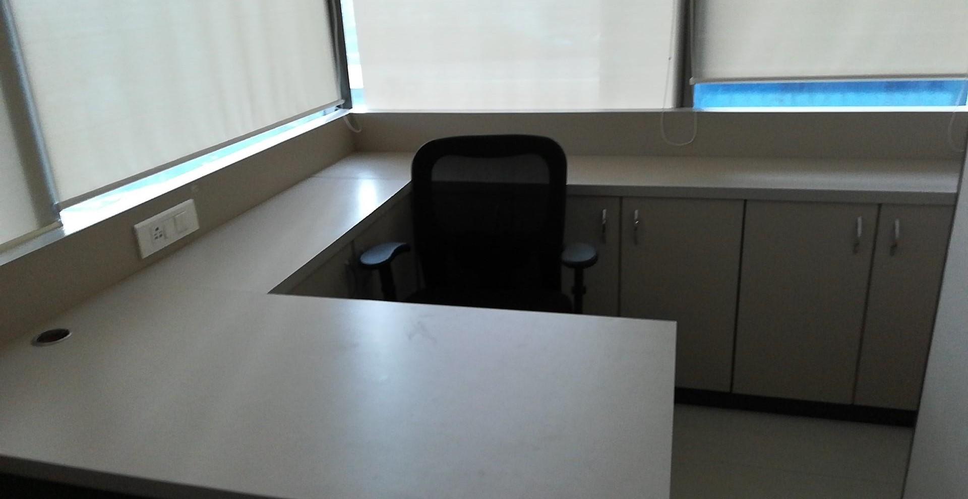 Satguru Industrial Estate Office Space Interior