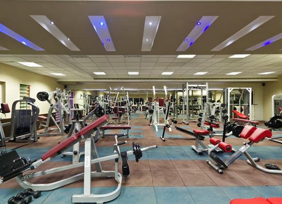 Sri Balaji Enclave - Gymnasium